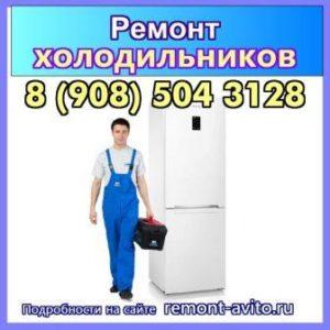 ремонт холодильника в батайске овощном